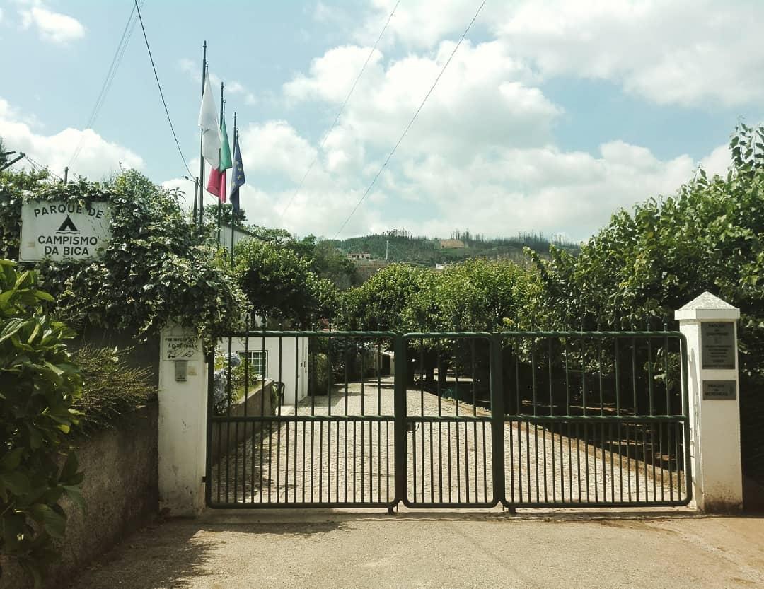 Parque de Campismo Portao Principal