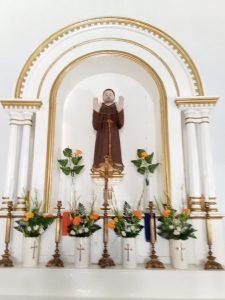 imagem religiosa de sao francisco